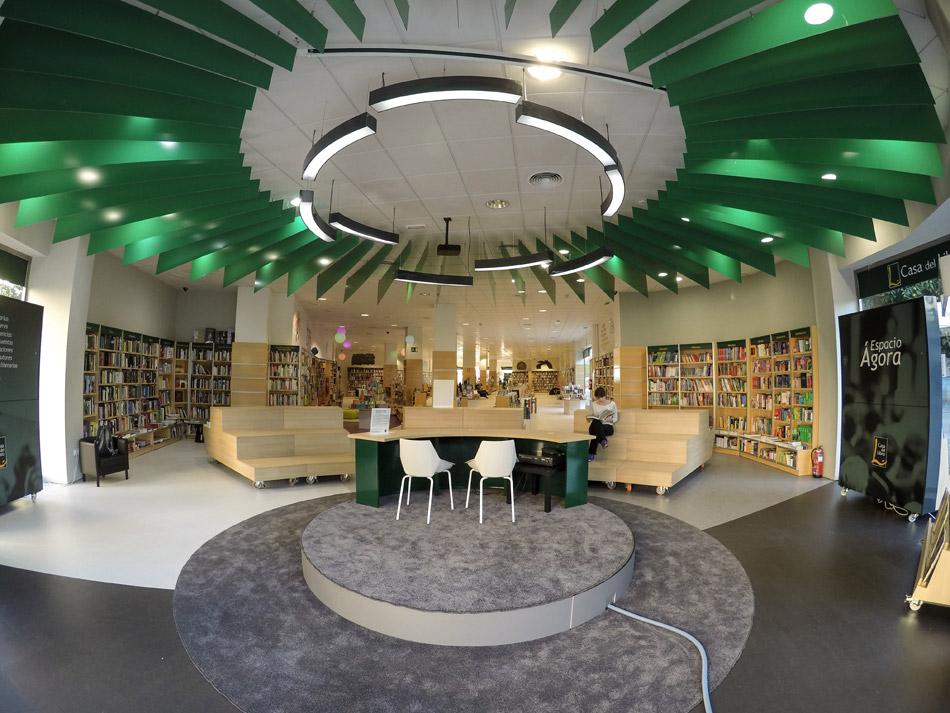 Agora Casa del Libro - C.C. Viapol en Sevilla