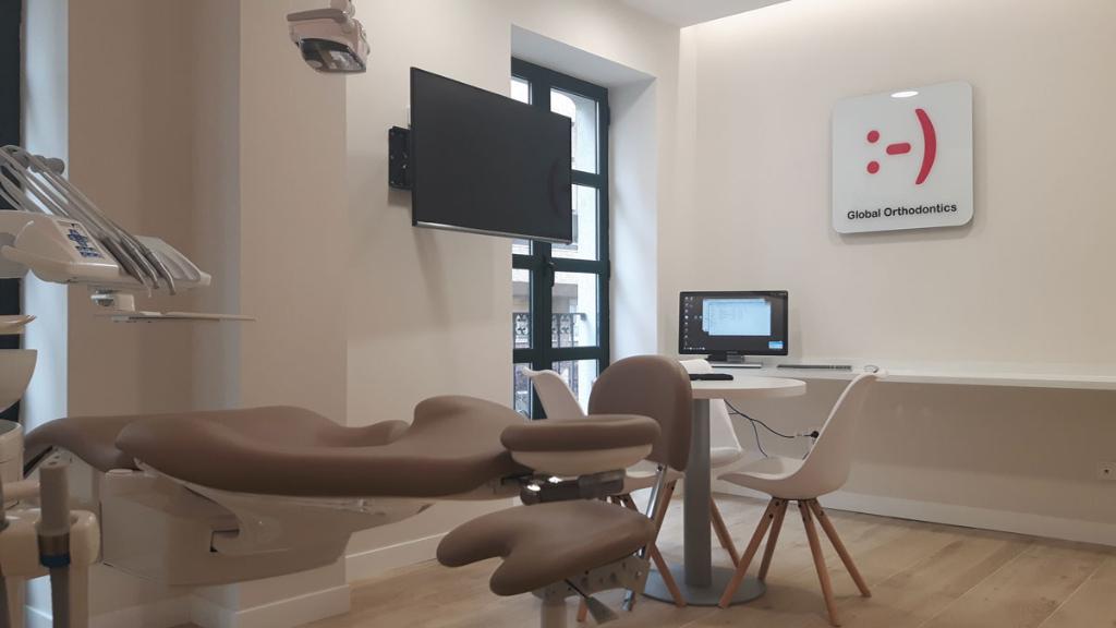Mobiliario Comercial Global Orthodontics