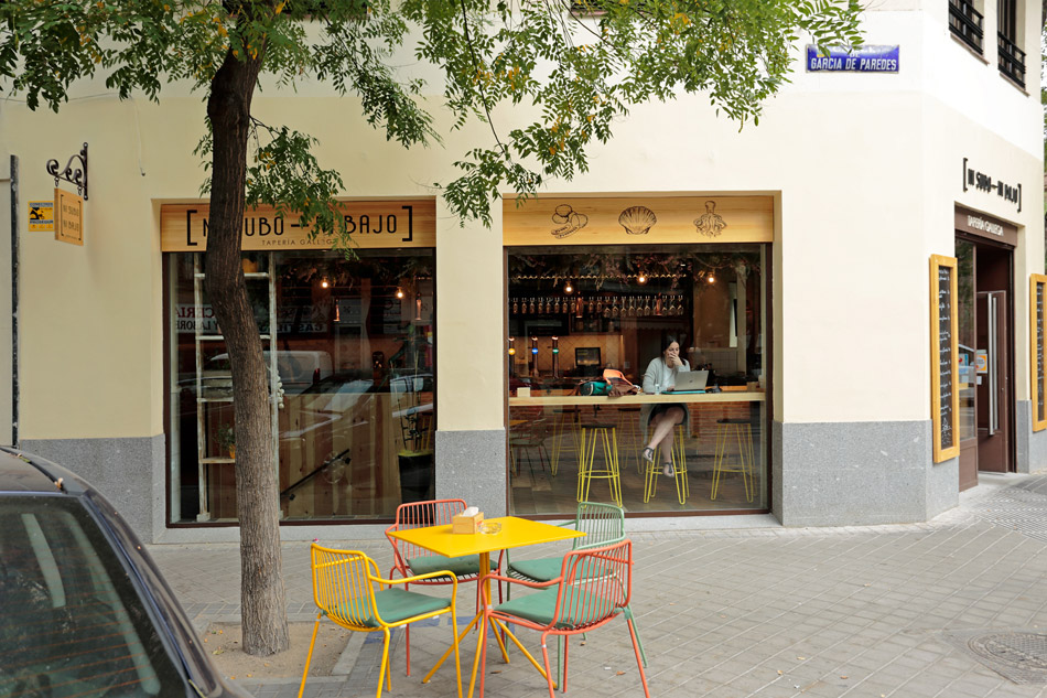 Restaurante Ni Subo Ni Bajo Taperia
