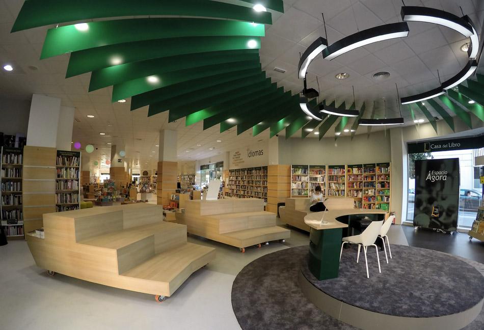 Libreria Casa del Libro C.C. Viapol Sevilla