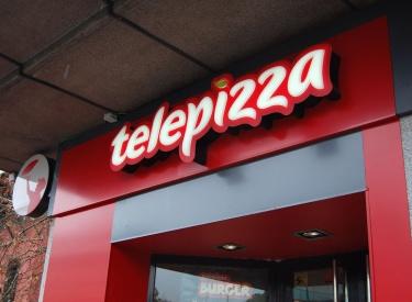 Pizzerías Telepizza