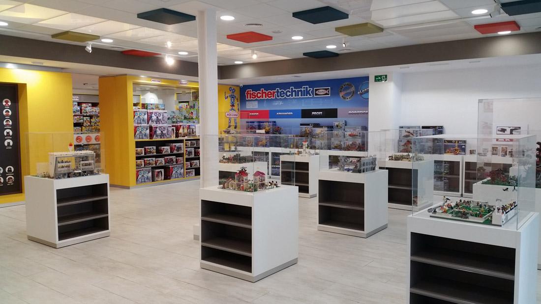 Tienda de Juguetes Electrick Bricks Lego