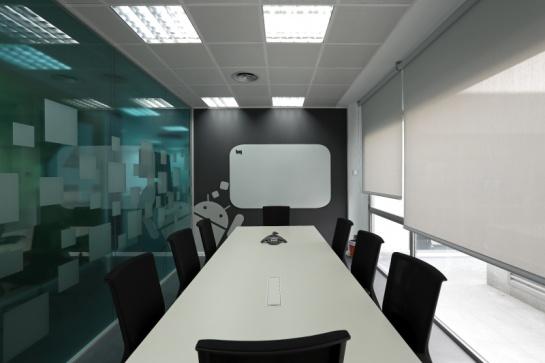 Equipamiento oficinas bq morfus